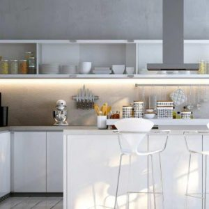 LED-valot keittiöön