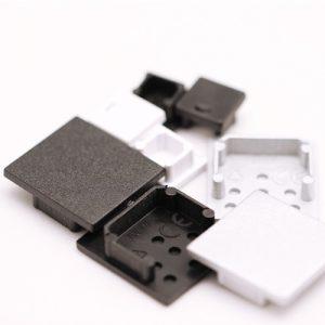 LED-profiilien lisätarvikkeet