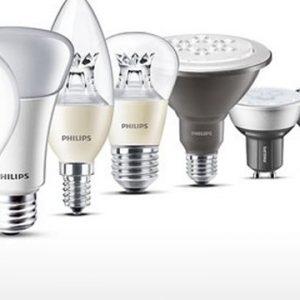 LED-lamput & polttimot