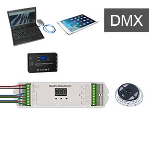DMX-laitteet
