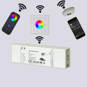 RF WiFi-himmentimet