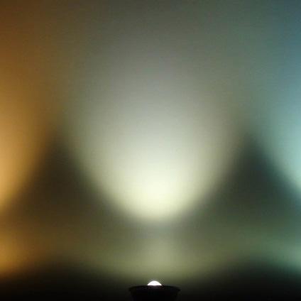 Värilämpötilasäädettävät LED nauhat CCT