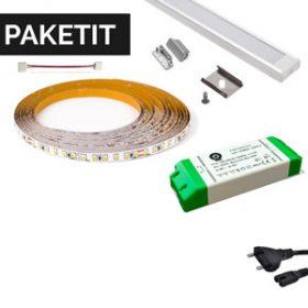 Valmiit LED-nauhapaketit