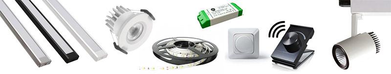 LED-valot verkkokaupasta