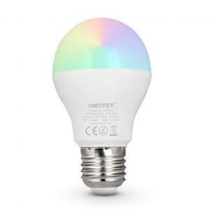 6W e27 älylamppu RGB+CCT