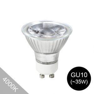 LED-lamppu Bioledex Helso GU10