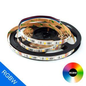 RGBW LED-nauha 14,4W/m 24V