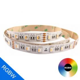 RGBW LED-nauha 19,2W/m 24V 5m kela