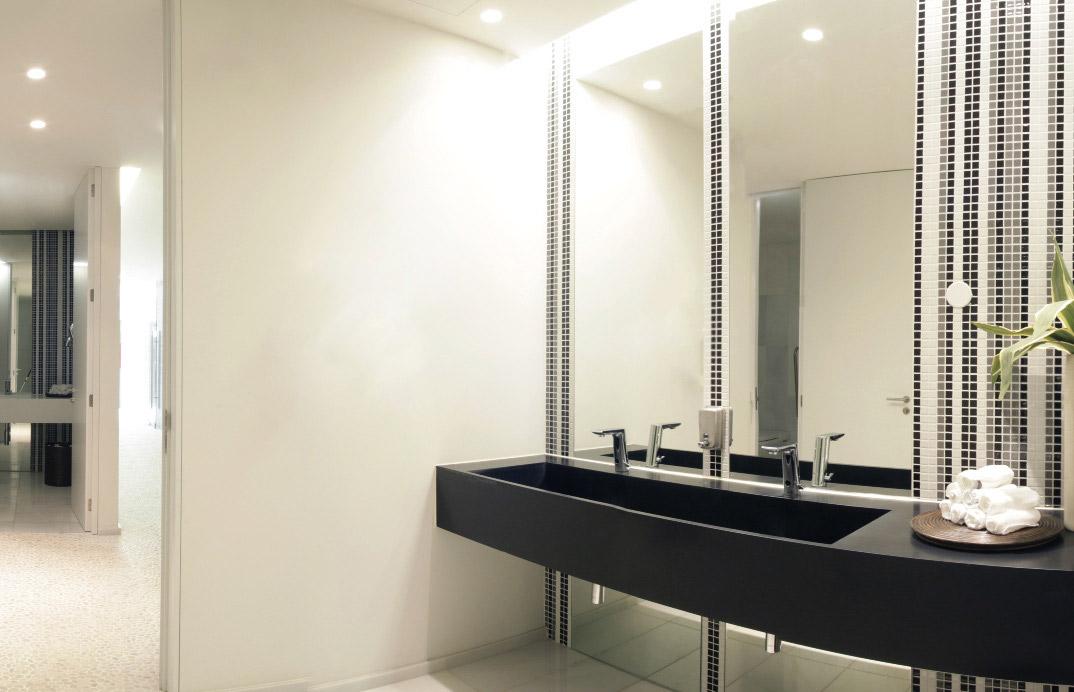Kylpyhuoneen valaistus – valaistuksella merkitystä myös kylpyhuoneessa