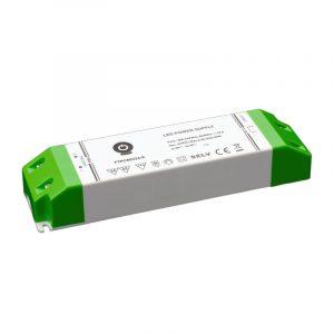 60W 12V LED muuntaja, vakiojänniteteholähde