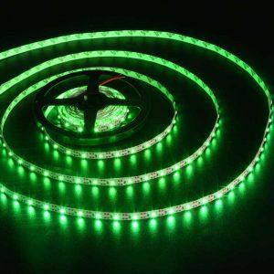 Vihreä led-nauha