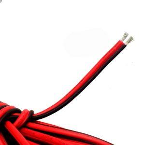 LED-nauhan asennuskaapeli, lattakaapeli
