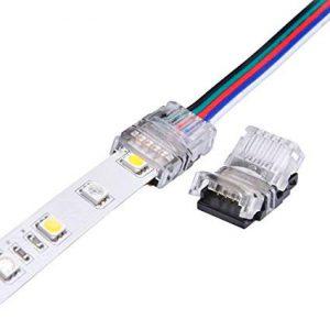 RGBW 12mm LED-nauhoille
