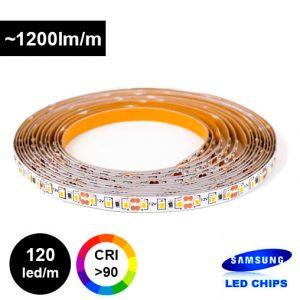 LED-nauha 12W/m 12V