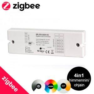 Zigbee 4 in 1 LED-ohjain led-nauhoille