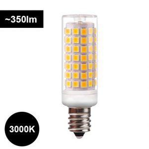 E14 LED-polttimo 3000K 4,5W 350lm, himmennettävä