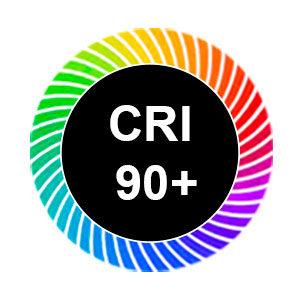 CRI>90+ Korkean värintoistokyvyn LED-nauhat