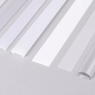 LED-diffuusorit eli kannet led-listoille ja led-profiileihin