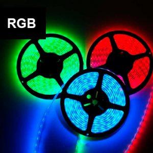 RGB LED-nauhat