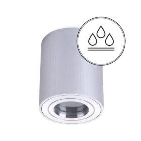 AQUARIUS pyöreä kromi kylpyhuonevalaisin IP44