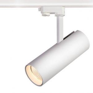 20W LED kiskovalaisin CRI90 1800lm 3-vaihekiskoon