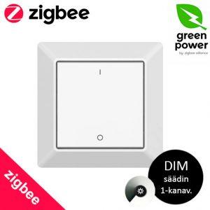 ZigBee valotkaisija himmentimellä, ZigBee GREEN POWER