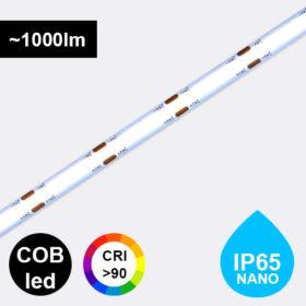 Pisteetön LED-valonauha kosteussuojattu IP65
