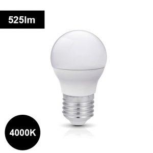 7W E27 LED-lamppu neutraali valkoinen 4000K