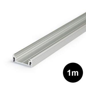 1m pinta-asennettava led-alumiinilista PINTA14