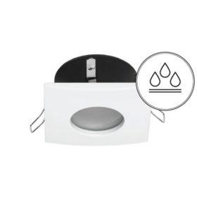 oh35 valaisinrunko GU5.3 polttimoille IP44 kylpyhuoneeseen valkoinen