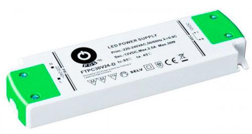 24V TRIAC himmennettävät LED-muuntajat