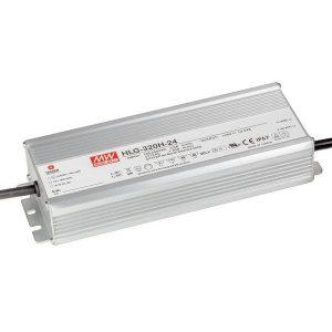 HLG-320h-24 LED-muuntaja Meanwell