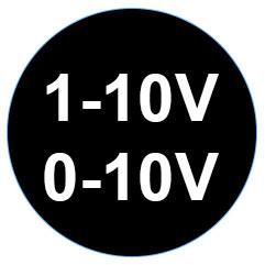 1-10V/0-10V muuntajat 24V