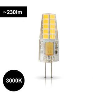 3000K G4 led-polttimo, 230lm