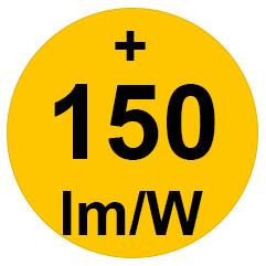 TEHO LED-nauhat yli 150lm/m