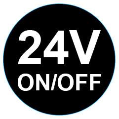 Perusmuuntajat 24V