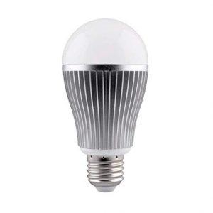 9W E27 LED-polttimo värilämpötilasäädettävä