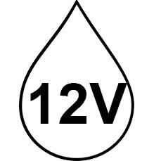 IP67 kosteussuojatut 12V LED-muuntajat