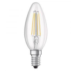 5W e14 4000K himmennettävä LED-lamppu kirkas